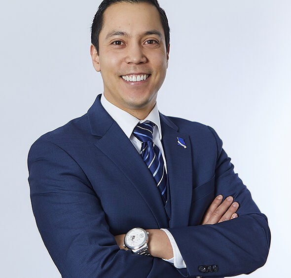 Casey Wong, attorney